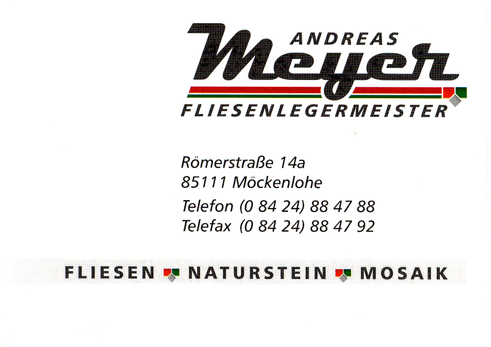 Andreas Meyer